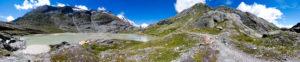 Bergpanorama Großglockner