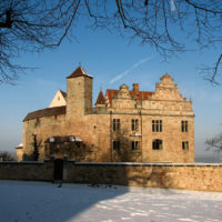 Cadolzburg im Winter