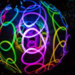 Lightpainting Swirl Orb