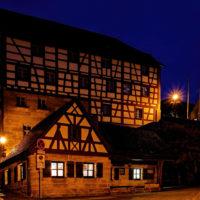 Cadolzburg Nacht Milchhaus