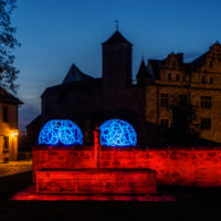 LighLightpainting Cadolzburg