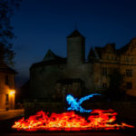 Lightpainting_Cadolzburg