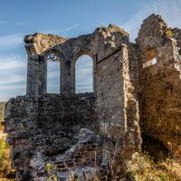 Hassberge Ruine Altenstein