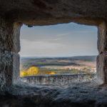 Hassberge_Ruine-Bramberg