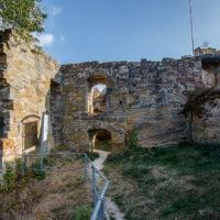 Hassberge Ruine Lichtenberg