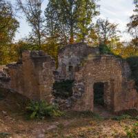 Hassberge Ruine Raueneck