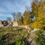 Hassberge_Ruine-Raueneck