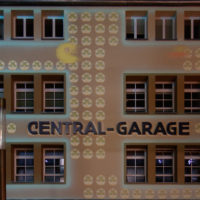 Fürther Glanzlichter Central Garage