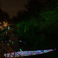 Fürther Glanzlichter 2019 Uferpromenade