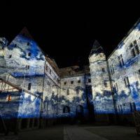 Cadolzburg Burgendaemmerung 2020 GlutAsche