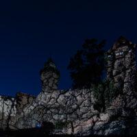Burgprojektion Nürnberg 2021